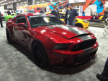 2014 Shelby Gt500 Super Snake For Sale >> Shelby Mustang - Wikipedia