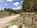 2014-06-24 12 56 16 Sign for Bear Creek Summit along Elko County Route 748 (Charleston-Jarbidge Road) about 15.0 miles north of Charleston, Nevada.jpg