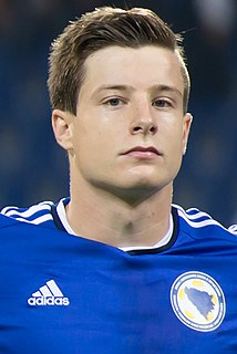 Zvonimir Kožulj Bosnian footballer