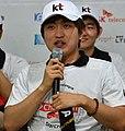 2014 시즌 우승팀 'KT 롤스터' 공동 인터뷰 (이영호 선수).jpg