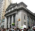 2014 People's Climate Change March at Congregation Shearith Israel.jpg