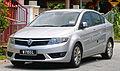 2014 Proton Prevé Premium (Royal Malaysia Police CID police car) in Dengkil, Malaysia (01).jpg