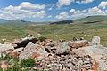 2014 Prowincja Sjunik, Zorac Karer, Prehistoryczny kompleks megalityczny (035).jpg