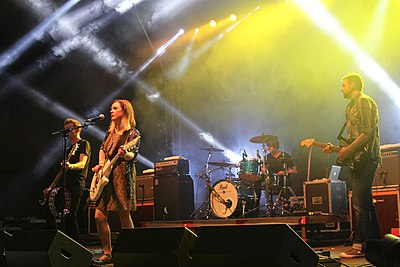 Picture of a band or musician: Slowdive