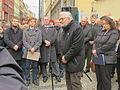2015-11-17 Praha – Žitná ulice – projev rektora JČ Univerzity (IMG 3315).JPG