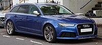 2015 Audi RS6 Avant TFSi Quattro Automatic 4.0 Front.jpg