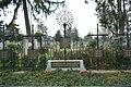 2016-03-24 GuentherZ Wien11 Zentralfriedhof (08) Ruhestaette der Klarissen von der ewigen Anbetung.JPG
