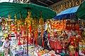 2016 Bangkok, Dystrykt Samphanthawong, Ulica Yaowarat, Chińskie pamiątki (02).jpg