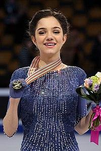 2016 World Figure Skating Championships Evgenia Medvedeva jsfb dave1452.jpg