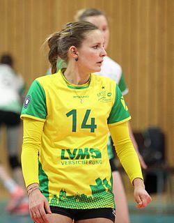 Linda Dörendahl German volleyball player