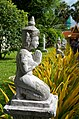 20171124 Posąg Buddy w ogrodzie Pałacu Królewskiego w Phnom Penh 4046 DxO.jpg