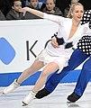2017 World Figure Skating Championships Nicole Kuzmichová Alexandr Sinicyn jsfb dave3199a (cropped) - Kuzmichová.jpg