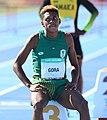 2018-10-16 Stage 2 (Boys' 400 metre hurdles) at 2018 Summer Youth Olympics by Sandro Halank–078.jpg