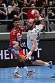 20180330 OEHB Cup Semi Finals - HBA Fivers Margareten vs. Alpla Hard - Surac 850 5439.jpg