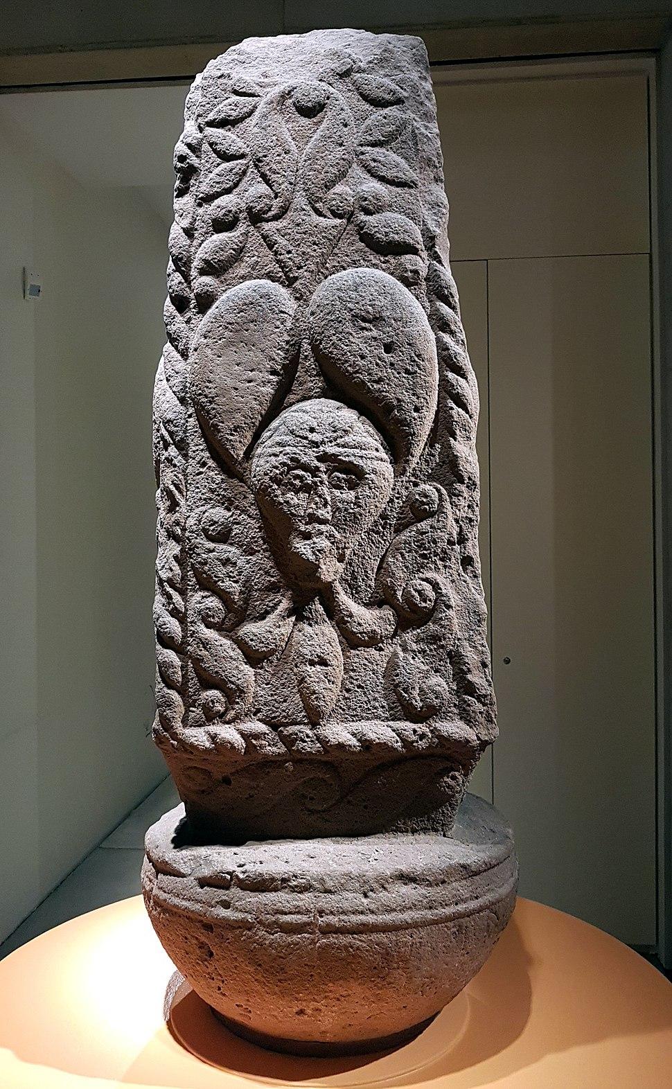 2018 Rheinisches Landesmuseum Bonn, Pfalzfelder Säule 1