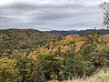 2019-10-26 12 51 49 View west across Devrick Hollow on the west side of Shenandoah Mountain from the Highland Turnpike (U.S. Route 250) in Highland County, Virginia.jpg