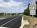 2020-06-19 10 50 02 View west along Maryland State Route 373 (Accokeek Road) at Maryland State Route 5 (Branch Avenue) in Brandywine, Prince Georges County, Maryland.jpg