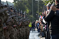 22 Engineer Regiment Marching Through Andover MOD 45156253.jpg