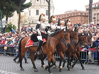 Carabinieri - Corazzieri