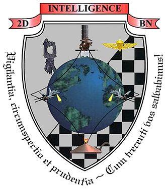 Command element (United States Marine Corps) - Image: 2nd Intelligence Battalion