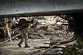 320th STS PJ searching rubble in aftermath of the 2011 earthquake in japan.JPG
