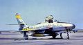 32d Tactical Reconnaissance Squadron - Republic RF-84F-25-RE Thunderflash - 52-7292.jpg