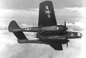 348th Night Fighter Squadron Northrop YP-61-NO Black Widow 41-18882.jpg