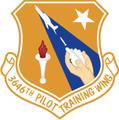 3646 Pilot Training Wg emblem.png