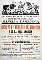 39 Mancomunitat de Catalunya, cartell de concurs ramader.JPG