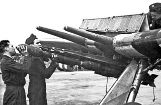 RP-3 Unguided air-to-surface rocket