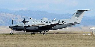 Beechcraft C-12 Huron - MC-12W Liberty
