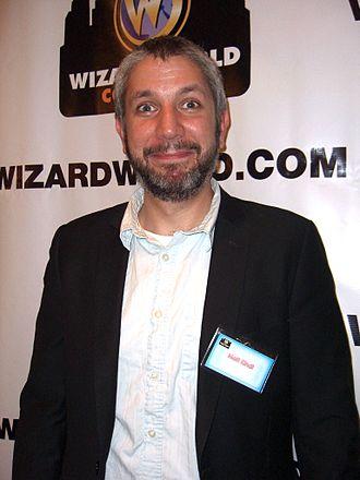 Matt Kindt - Kindt at the Big Apple Convention, May 21, 2011.