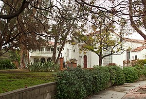 L.A. Confidential (film) - Lynn Bracken's house. 501 N. Wilcox Ave., Los Angeles