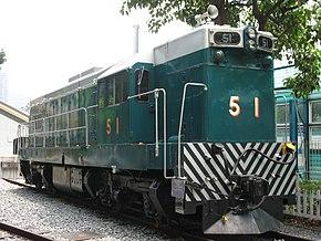 G12型柴油机车