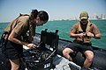 56.1 conducts UUV operations (Image 1 of 6) 160516-N-XY744-009.jpg