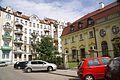 5926 Kamienice na placu Zgody i fr. Muzeum Etnogralicznego foto B.Maliszewska.jpg