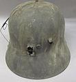 61-124-V Helmet, German, M16, WWI, Reverse (5269247134).jpg