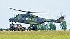 78+31 German Army NHIndustries NH90 TTH and Mercedes-Benz 250 GD Wolf ILA Berlin 2016 08.jpg