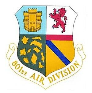801st Air Division - Image: 801stad emblem