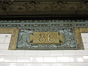 86th Street (IRT Broadway–Seventh Avenue Line)