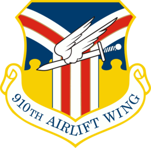 Youngstown–Warren Air Reserve Station - Image: 910th Airlift Wing
