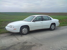 Chevrolet Lumina  Wikipedia