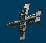 A-10C Thunderbolt II - Saber Strike 2015 (18945232965).jpg