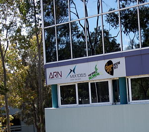 Australian Radio Network - KIIS 106.5, The Edge 96.ONE and 101.7 WSFM studios in North Ryde
