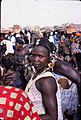 ASC Leiden - W.E.A. van Beek Collection - Dogon markets 16 - Fulbe woman at Sangha market, Mali 1992.jpg