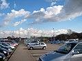 ASDA car park looking towards petrol station - geograph.org.uk - 1731890.jpg