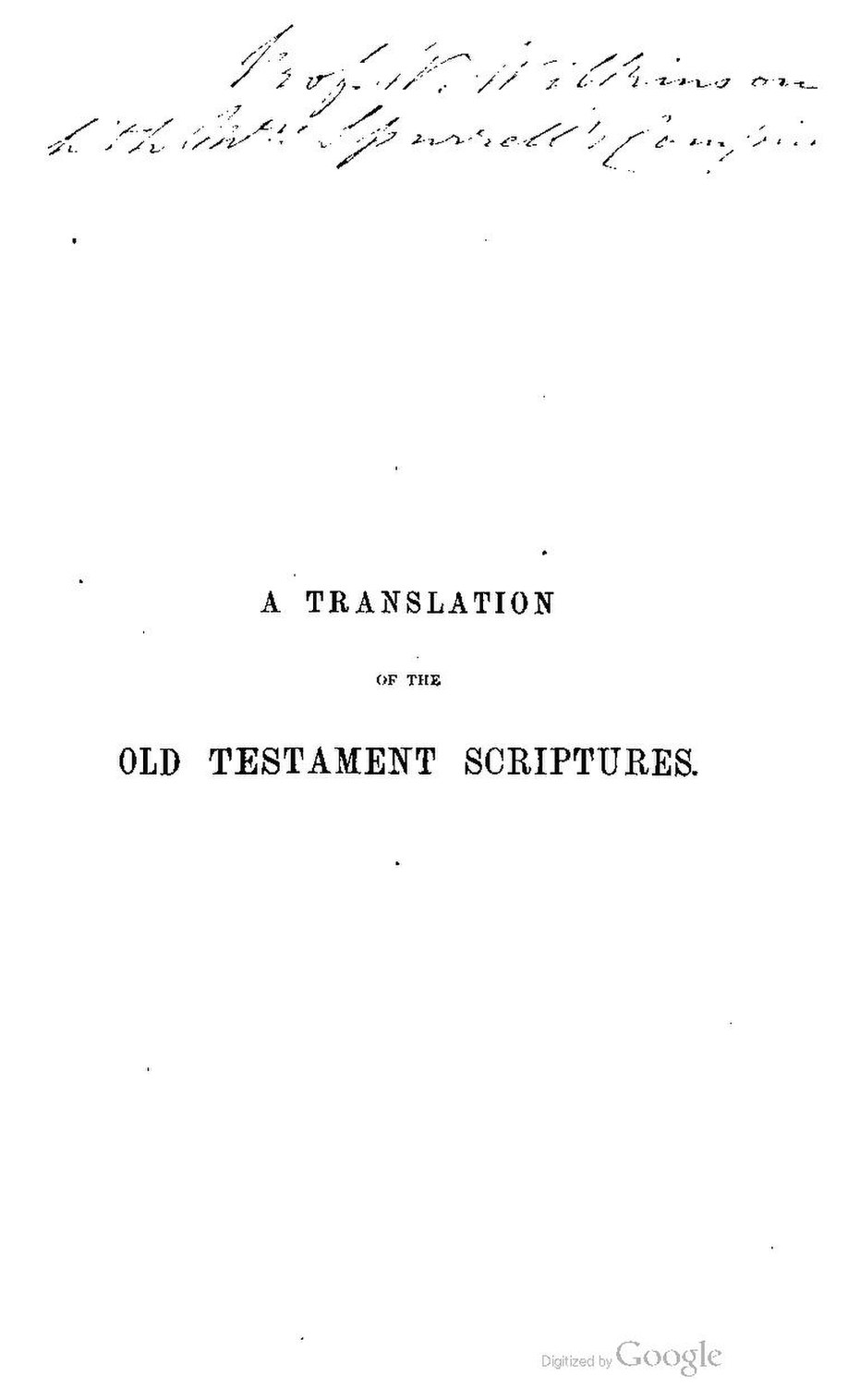 Page:A Translation of the Old Testament Scriptures from the