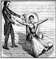 A man mesmerising a seated woman Wellcome L0007032.jpg