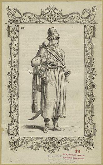 Tlemcen - A man of Tlemcen