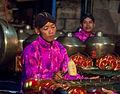 A man playing gamelan 2014-05-25 01.jpg